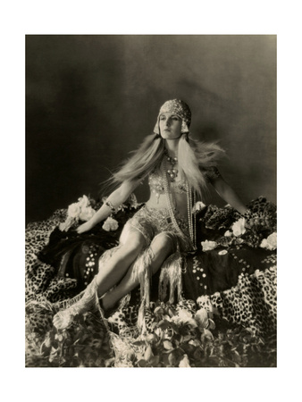 Evelyn Brent, portrait ca. 1920s. Prints