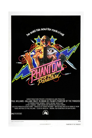 Phantom of the Paradise Prints