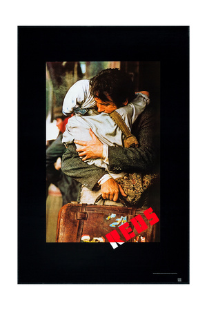 Reds, Diane Keaton, Warren Beatty, 1981, © Paramount Pictures/ Courtesy: Everett Collection Poster