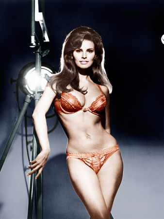 BEDAZZLED, Raquel Welch, 1967. Photo