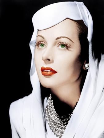 Hedy Lamarr, ca. 1940s Photo