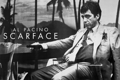 Scarface pictures posters news and videos on your for Occhiali al pacino scarface