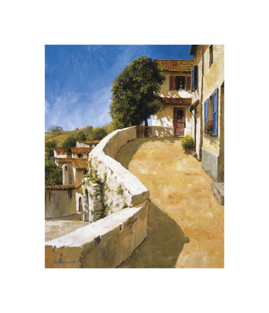 Provence Giclee Print by Gilles Archambault