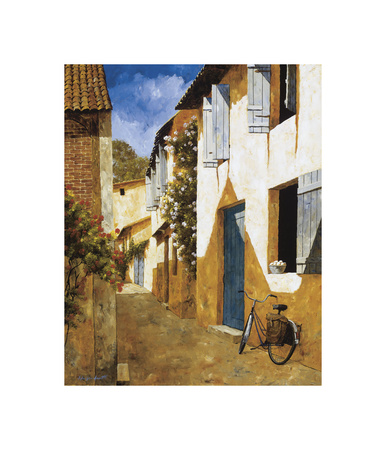 The Visit Giclee Print by Gilles Archambault