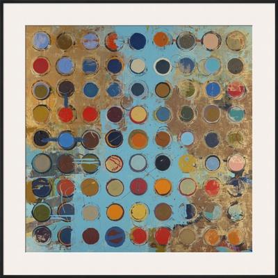 Fibonacci 213 Prints by Sherry Masters