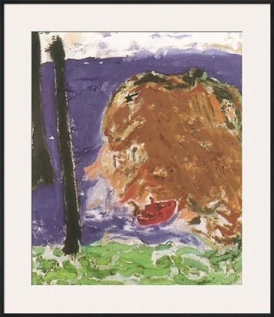 Tiger Boat, 1987 Posters by Don Van Vliet