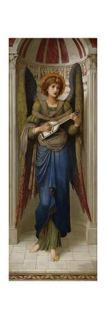 Angels, 1895 Giclee Print by John Melhuish Strudwick