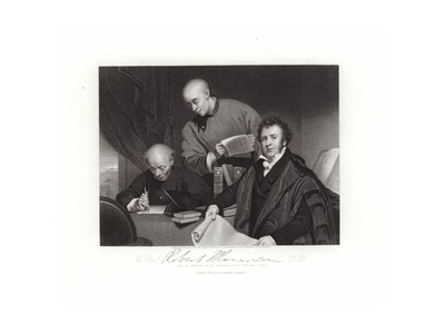 Robert Morrison Giclee Print by George Chinnery