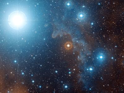 Alnilam Star (Epsilon Orionis) Premium Photographic Print by Davide De Martin