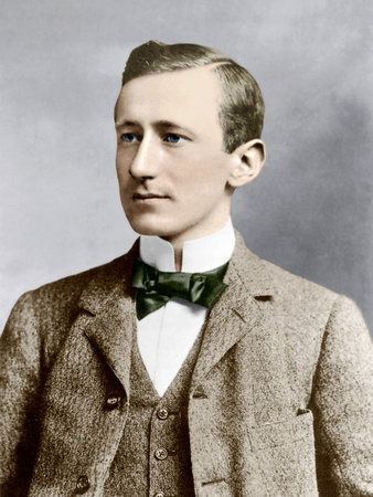 Guglielmo Marconi, Radio Inventor Photographic Print by Sheila Terry