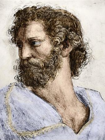 Aristotle Photographic Print
