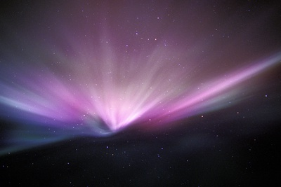 Aurora Borealis Photographic Print by Pekka Parviainen