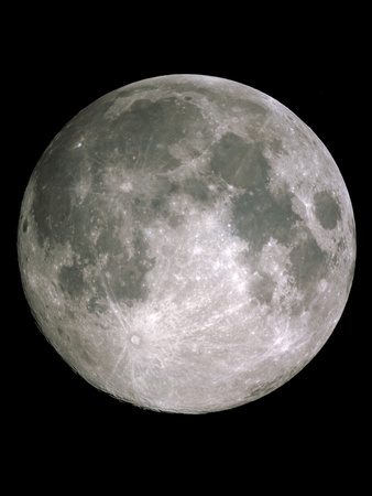 Full Moon Premium Photographic Print by John Sanford