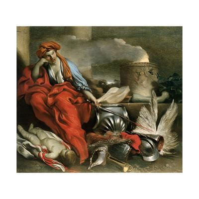 Medea Giclee Print by Giovanni Benedetto Castiglione