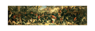 The Death of Nelson, 1859-64 Giclee Print by Daniel Maclise