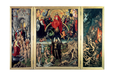 The Last Judgement, 1473 Giclee Print by Hans Memling