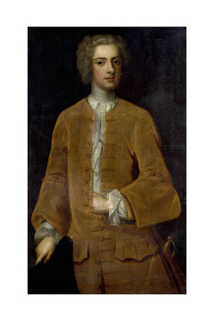 Portrait of Lord Charles Cavendish, 1720s Giclee Print by Enoch Seeman