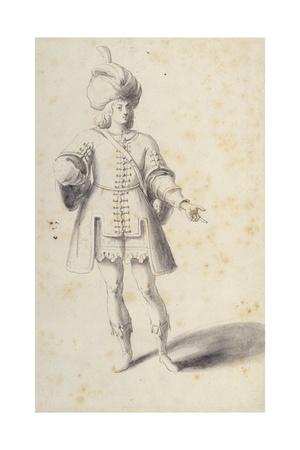 A Noble Persian Youth Giclee Print by Inigo Jones