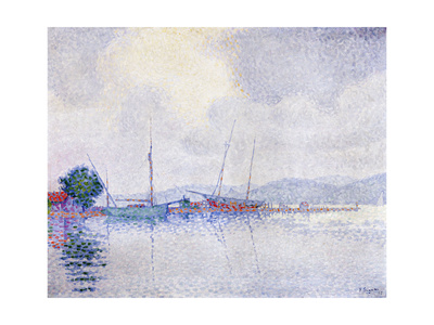 Saint-Tropez, after the Storm, 1895 Giclee Print by Paul Signac