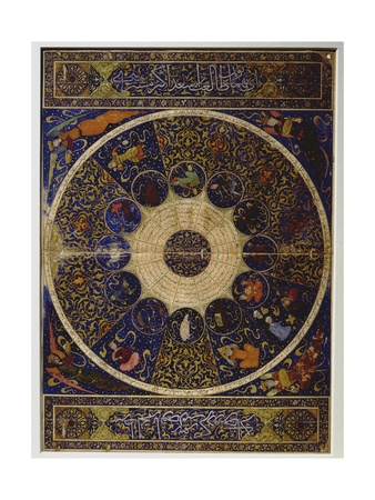 Horoscope of Prince Iskandar, Grandson of Tamerlane (Timur) from