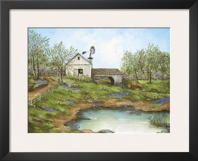 Arrival of Spring Posters by Sherry Masters