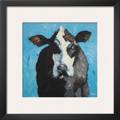 Cow, no. 302 Prints by  Roz