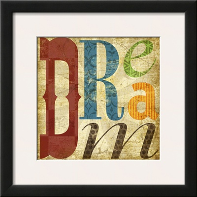 Dream Print by Suzanna Anna