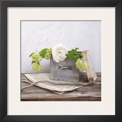 Amélie's Workshop: Bouquet Posters by Amelie Vuillon