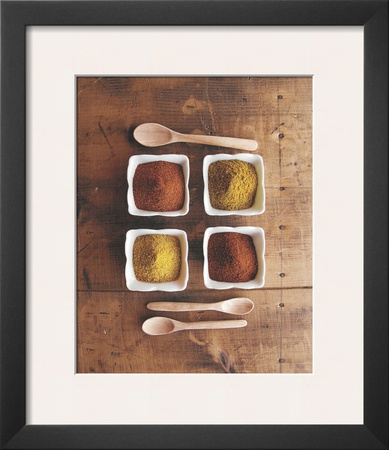Spices Poster by Amelie Vuillon
