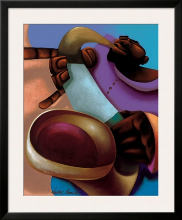 Brass Knuckles Print by Maurice Evans