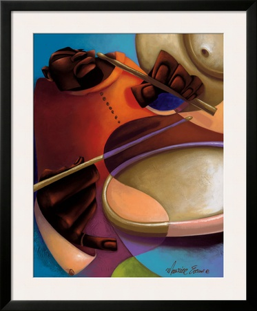 Give the Drummer Some Prints by Maurice Evans