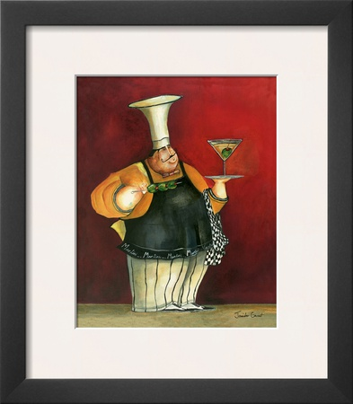 Martini For You Posters by Jennifer Garant
