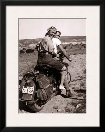 O'Keeffe Hitching a Ride Prints by Maria Chabot