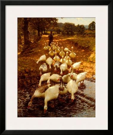 The Watersplash, c. 1899 Posters by Henry Herbert La Thangue