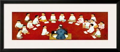 La classe Art by  Mai-thu