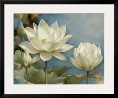 Lotus I Prints by Igor Levashov