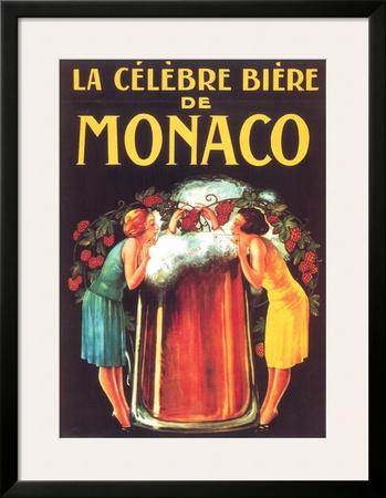 Bière De Monaco Art