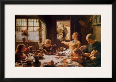 One of the Family Prints by Frederick George Cotman