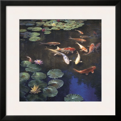 Inclinations Framed Giclee Print by Curt Walters