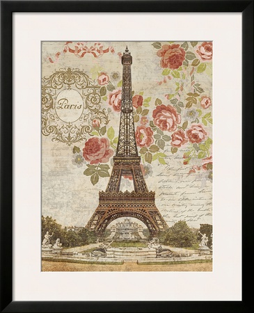 Dreaming of Paris Prints by Suzanne Nicoll