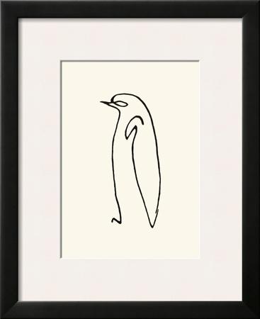 Le Pingouin, c.1907 Print by Pablo Picasso