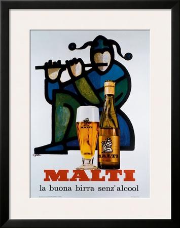 Malti Framed Giclee Print