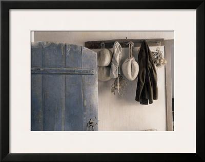 Blue Door Art by Vicki Reed