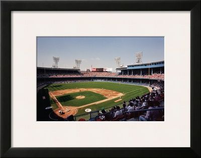 Tiger Stadium, Detroit Posters by Ira Rosen
