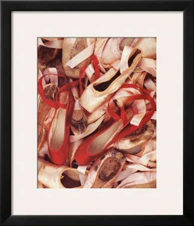 Satin Shoes Posters by Harvey Edwards