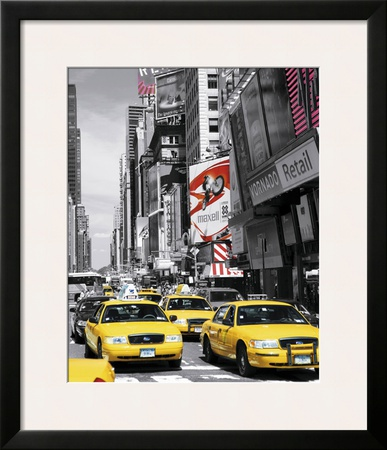 Times Square II Prints by John Lawrence