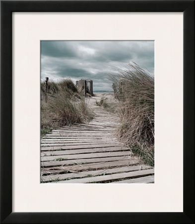 Listen to Your Dreams Framed Giclee Print by Gill Copeland