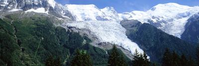 Glacier Des Bossons Photographic Print by Jeremy Walker