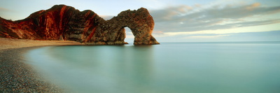 Eroded Sea Arch Photographic Print by Jeremy Walker