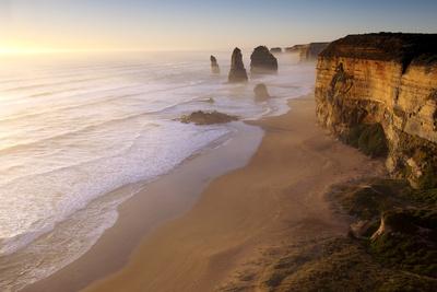 Eroded Coastline Photographic Print by Jeremy Walker